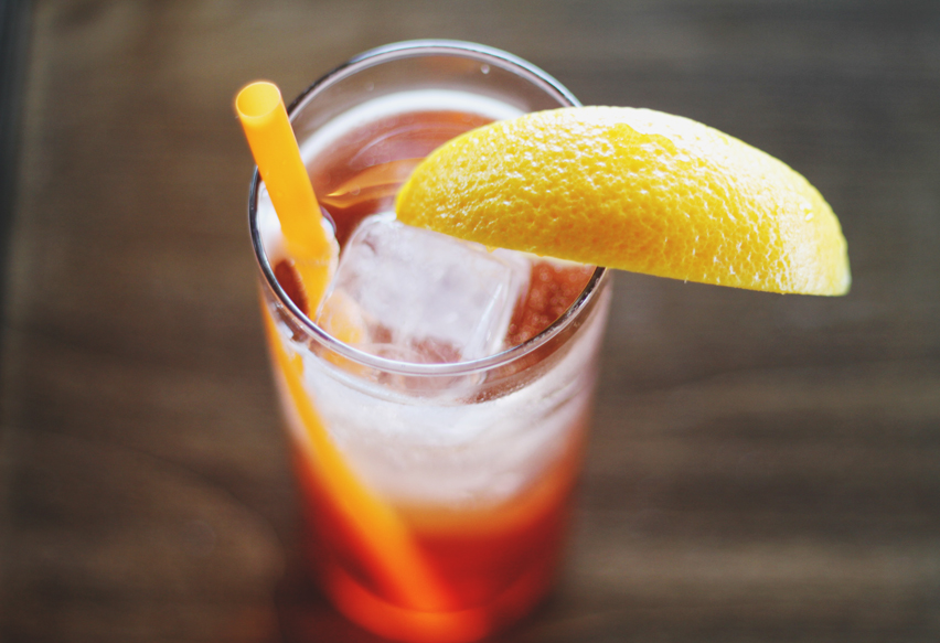 The perfect Aperol Spritz