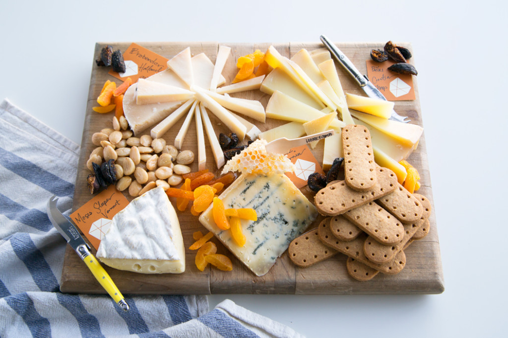 cheese-plate & Lazy Bitch: How to Build A Cheese Plate - Whitney A.